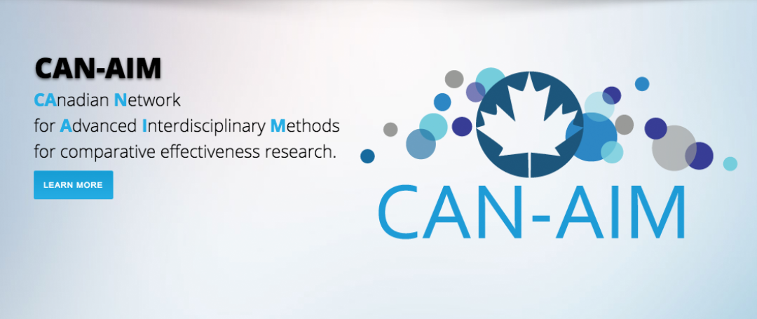Canadian Network for Advanced Interdisciplinary Methods for comparative effectiveness research
